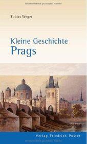 """Tobias Weger: """"Kleine Geschichte Prags"""""""