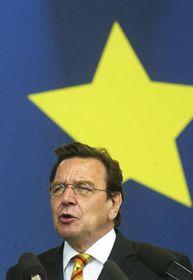 Gerhard Schroder (Foto: CTK)