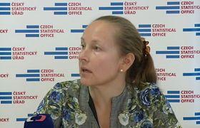 Jitka Erhartová (Foto: ČT24)
