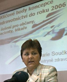 Marie Souckova, foto: CTK