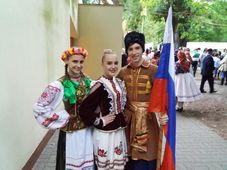 Анастасия Шапочникова, Анастасия Рыныч и Илья Чапаев, фото: Страхиня Бучан