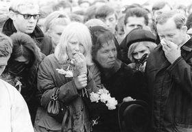Beerdigung Zajícs (Foto: Archiv Familie Zajíc)