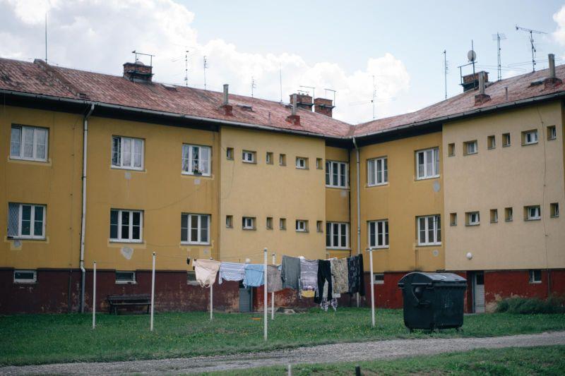 Социальное жилье в Богумине, фото: Ян Коларж, ЧРо