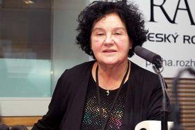 Jiřina Langhammerová, foto: Jan Sklenář, foto: ČTK