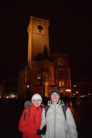 Александр и Наталья из Перми, фото: архив Чешского радио - Радио Прага