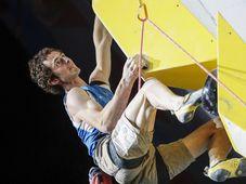 Adam Ondra, photo: ČTK/AP/Uncredited