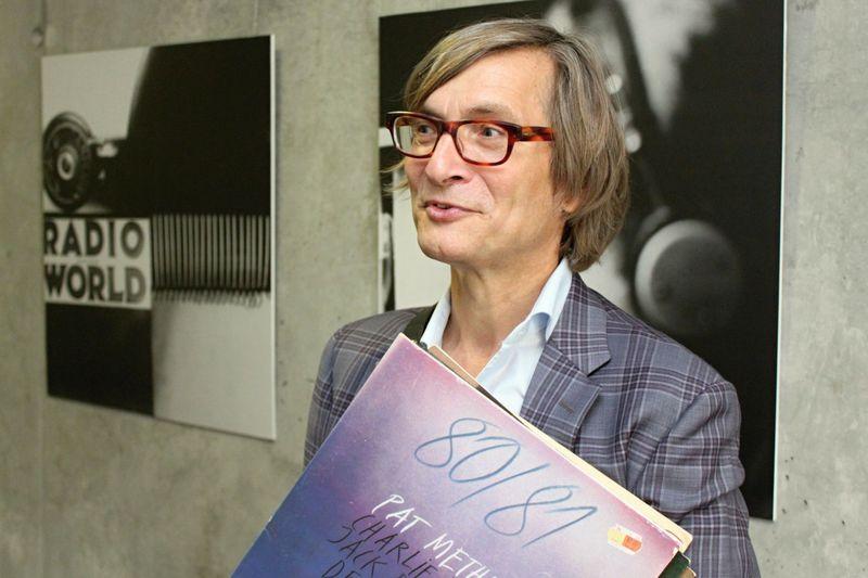 Руди Линка, фото: Адам Кебрт, Чешское радио