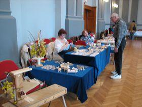 Ausstellung über die Osterbräuche in Hodonín (Foto: Martina Schneibergová)