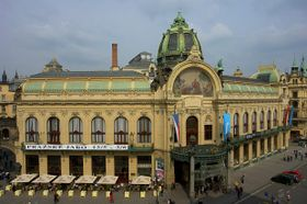 La Casa Municipal, foto: City of Prague