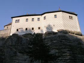 Castillo de Kost, foto: Archivo de Radio Praga