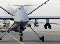 Военный дрон Reaper, фото: US Marine, Wikimedia