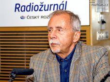 Stanislav Křeček, foto: Šárka Ševčíková, archiv ČRo