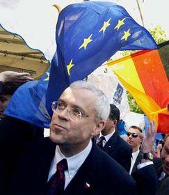 El entonces primer ministro checo, Vladimir Spidla (Foto: CTK)