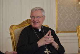 Monseñor Charles D. Balvo, foto: Ondřej Tomšů