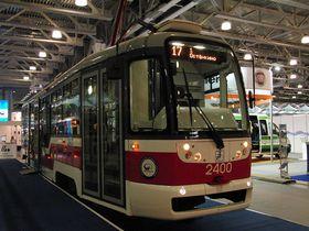 Трамвай Vario LF, фото: Михаил Шербаков CC BY-SA 2.0