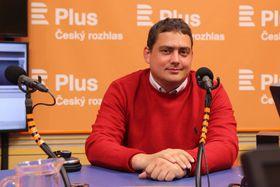 Petr Dolínek (Foto: Jana Přinosilová, Archiv des Tschechischen Rundfunks)