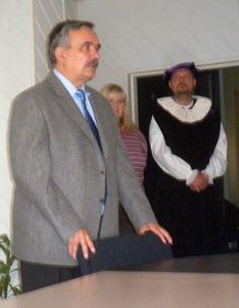 Vlastimil Vozka, foto: autorka