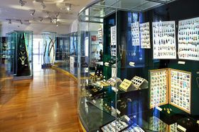Музей стекла и бижутерии в г. Яблонец-на-Нисе, Фото: официальный сайт Музея стекла и бижутерии