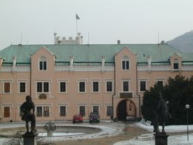 Palacio de Klásterec nad Ohrí (Foto: Martina Schneibergová)
