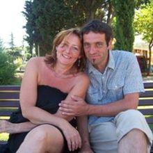 Brigitte und Thomas Samhaber (Foto: Archiv von Thomas Samhaber)