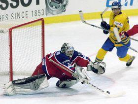 Матч Россия - Швеция (Фото: ЧТК)