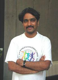 Kumar Vishwanathan, photo: Jana Šustová