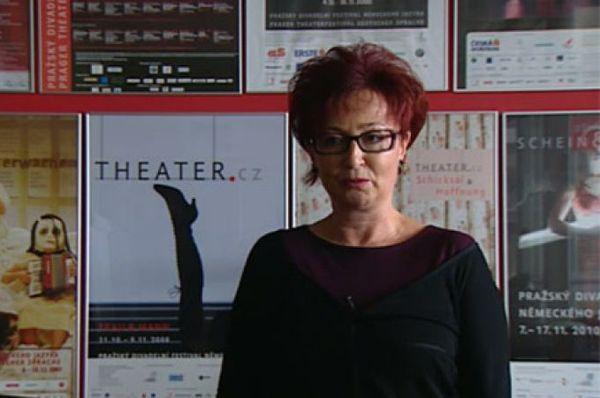 Jitka Jílková (Foto: Tschechisches Fernsehen)