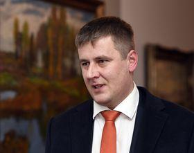 Tomáš Petříček, photo: ČTK/Krumphanzl Michal