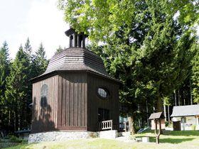 La capilla de Santo Huberto, foto: Ph-435, Wikimedia CC BY-SA 3.0