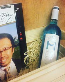 Голубое вино, Фото: архив Алеси Кармалинской