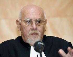 Pavel Rychetský, photo: CTK