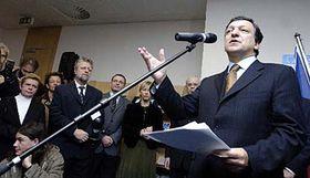 Presidente de la Comisión Europea, José Barroso (Foto: CTK)