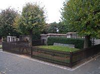 Hroby rodiny Masarykovy v Lánech, foto: Jan Polák, CC BY-SA 3.0
