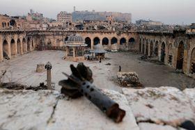 Aleppo, Syria, photo: CTK