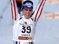 Katerina Neumannová, photo: CTK