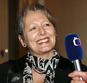 New Culture Minister Helena Trestikova, photo: CTK