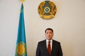 Посол Казахстана в Чехии Сержан Абдыкаримов (Фото: архив Посольства Казахстана в Чехии)