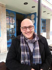Martin Pošta, photo: Ian Willoughby