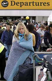 Heathrow Airport, London, photo: CTK