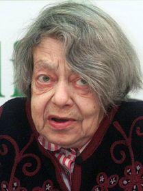 Российская защитница прав человека Лариса Богоразовова (Фото: ЧТК)