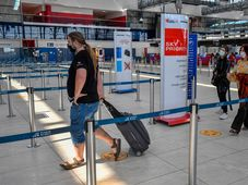 Aeropuerto de Praga, foto: ČTK / Vít Šimánek
