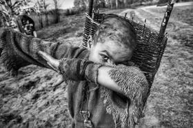 Petr Kotlár, Nabarvené ptáče, foto: Archivo de la película 'Pájaro pintado'