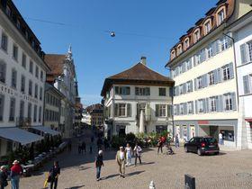 Solothurn, foto: Klára Stejskalová