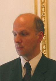 Pavel Fischer, l'ambassadeur tchèque à Paris