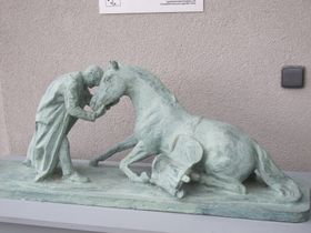 Monumento en homenaje a la batalla de la cabalería, foto: Ivana Vonderková