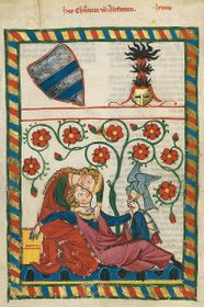 Illustrative photo: Codex Manesse, CC0