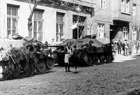 'Průvodce protektorátní Prahou', photo: Archives de la ville de Prague