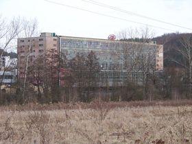 La factoría de Jawa, foto: ŠJů, Wikimedia CC BY-SA 3.0