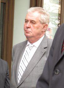 Miloš Zeman (Foto: Kristýna Maková)