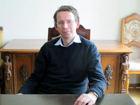 Petr Drulák (Foto: Magdalena Hrozínková)